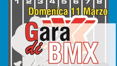 Anteprima 1 Trofeo Pescantina Bmx Verona - 11 Marzo 2018