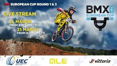 2018 UEC BMX EUROPEAN CUP Rounds 1 & 2 – Verona (Italy)