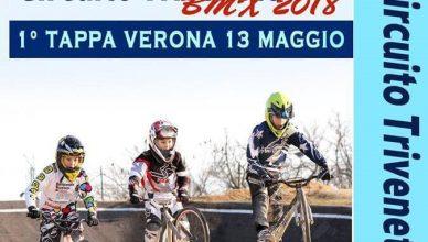 Anteprima 1° Tappa Circuito Triveneto – Verona 13 Maggio 2018