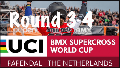 LIVE BMX Supercross World Cup – Round 3-4 – Papendal 2018