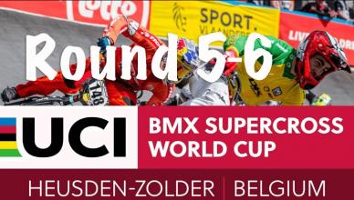 LIVE UEC BMX European Cup – Round 5-6 – Zolder (BEL) 2018LIVE UEC BMX European Cup – Round 5-6 – Zolder (BEL) 2018