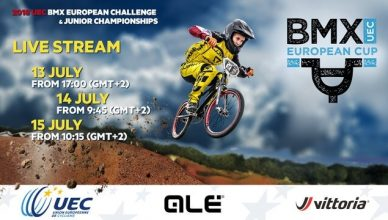 2018 CHALLENGEJUNIOR BMX EUROPEAN CHAMPIONSHIPS, Sarrians (France), 2018 July 13-15