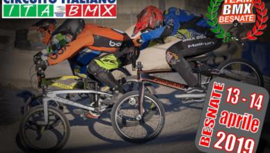 Copertina - 3° e 4° Prova Circuito Italiano – Besnate 13-14 Aprile 2019