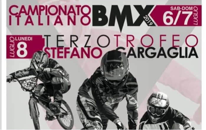 Anteprima Campionato italiano assoluto bmx 2019 Perugia