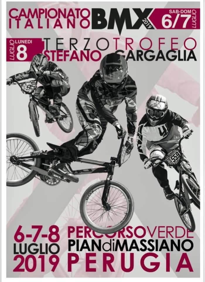 Campionato italiano assoluto bmx 2019 Perugia